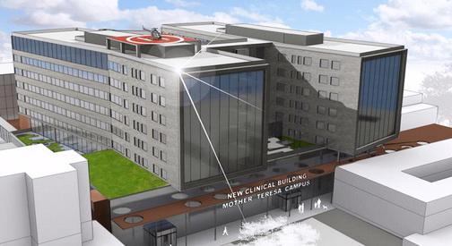 Пропусти при тендерот за изградба на Клиничкиот центар во Скопје