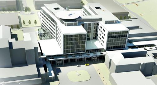 Италијанско македонски конзорциум ќе го гради Клиничкиот центар во Скопје