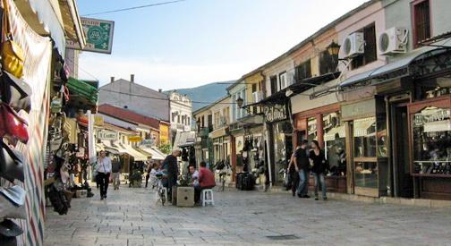 За два месеца ќе бидат изработени проектите за санација на македонските чаршии