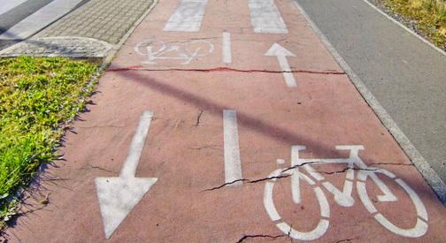 Нови велосипедски патеки околу Големиот ринг во Скопје