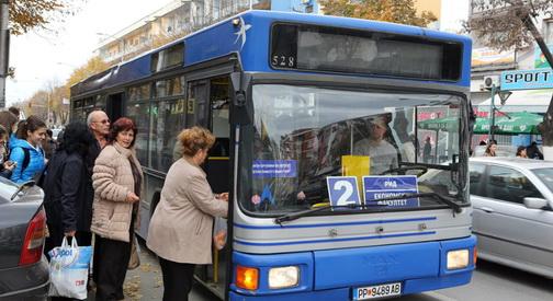 Прилеп со нови автобуси и градски линии ќе го развива јавниот превоз