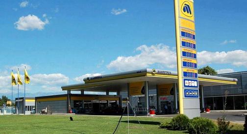 Макпетрол  отвори бензинска станица кај аеродромот  Александар Велики