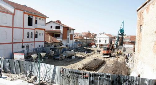 До крајот на годинава ќе биде готов трговскиот центар на  Тинекс  во Прилеп