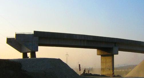 Почна изградбата на мини обиколница на Штип и нов мост на Брегалница