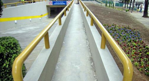Да се отстранат пристапните бариери за лицата со посебни потреби во сите јавни објекти
