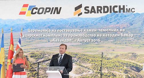 Нема да има референдум за изградба на рудникот за бакар во Казандол