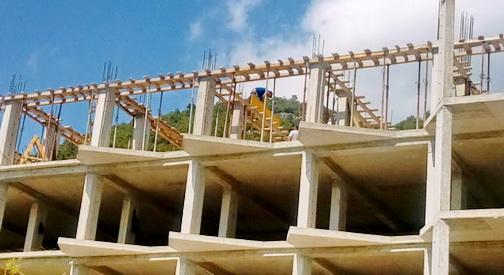 Хотелот во Лагадин продолжува да се гради  општина Охрид се правда