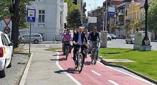 Град Скопје  Заврши пријавувањето за субвенции за купување велосипед