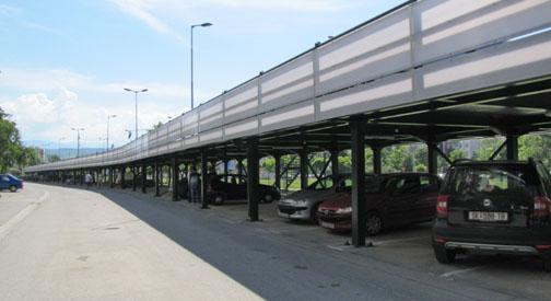 Општина Центар ќе гради монтажен паркинг во населбата Дебар Маало