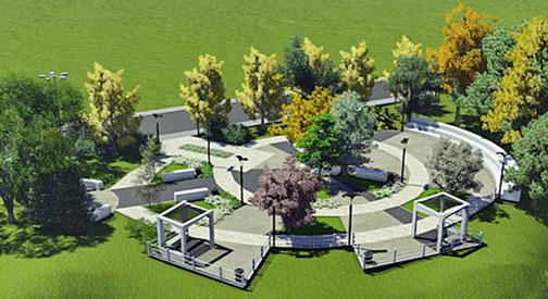 Започна изградбата на спомен паркот на Никола Карев во Свиланово
