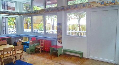Заврши реконструкцијата на градинката  Корчагин  во Центар