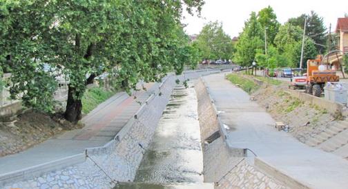 Кавадарци за четири месеци ќе добие целосно уреден кеј на реката Луда Мара