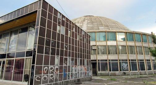 ТЕМА  Пропаѓаат донираните објекти за Скопје по земјотресот од 1963 година