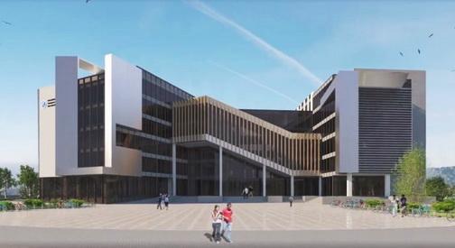 57 2 милиони денари за основен проект за кампусот на Универзитетот  Мајка Тереза