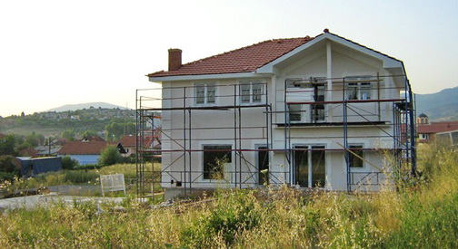 Зголемени трошоците за изградба на индивидуални куќи